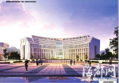 林腾蛟捐资7800万元 福大阳光科技大厦动建