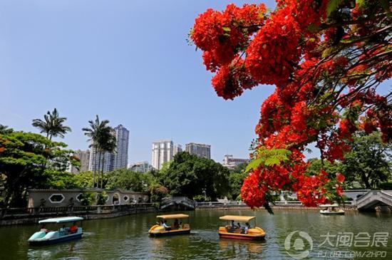 """厦门 一个具有""""东方夏威夷""""美誉的神秘城市"""