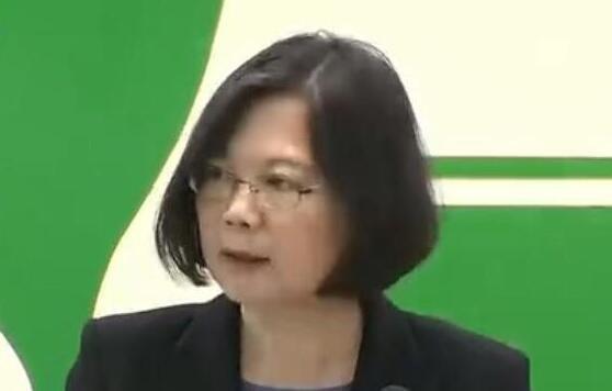 """蔡英文强调""""台湾价值""""何用意"""