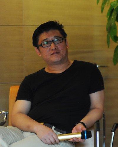 金锐勇先生聊商用与传统模特大赛区别