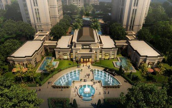 阳光凡尔赛宫推出98-220平米 现正接受预约
