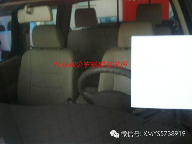 : 郑州日产 厦门运生机场4s店 5726000   豪礼二:购锐骐qd80高清图片