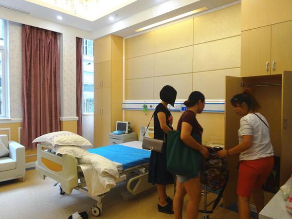 福兴妇产医院新产科休养楼启用典礼隆重举行