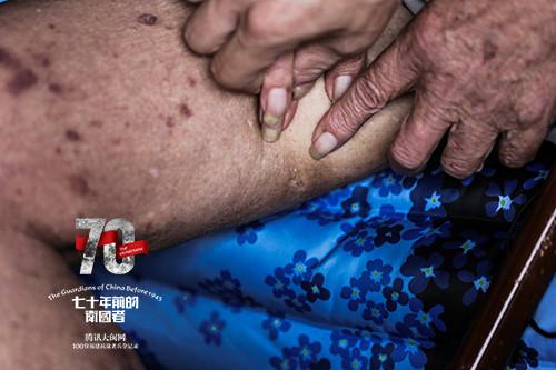 胜利日:为52位抗战老兵筹生活费
