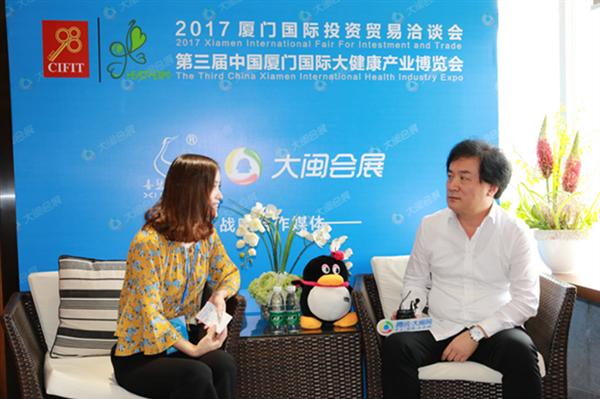 对话健博会主办方罗兴平董事长:顺应健康新时代,致力健康大事业
