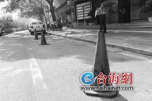 请给公共停车位解锁 厦门公共车位停车难