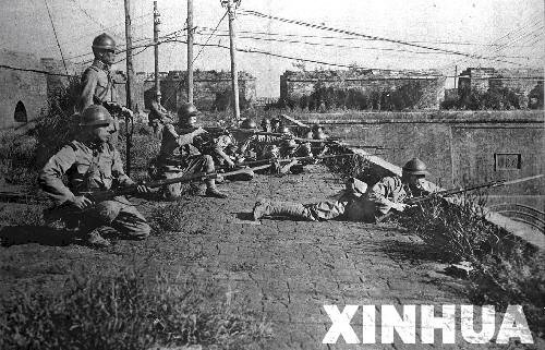 记建立抗日民族统一战线:同仇敌忾御强虏