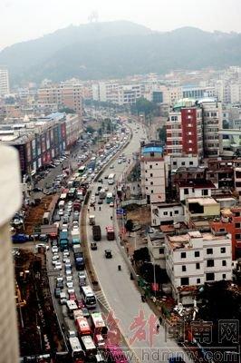 泉今年拟投1539亿建317项目 吹响宜居城市号角