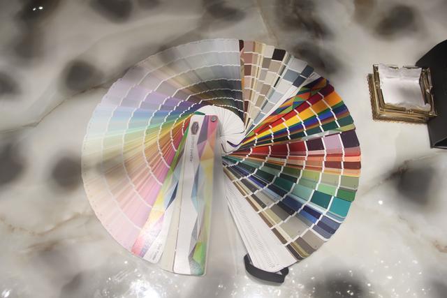小编探店丨邓恩涂料,做你的色彩管家图片