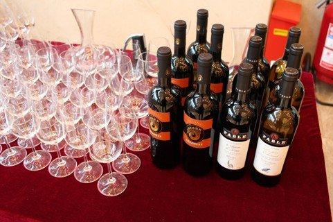 中国银行VIP客户法国红酒品鉴会 惊喜不断