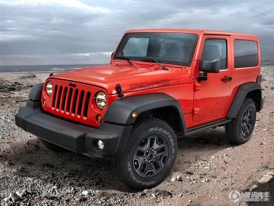 福州Jeep进口牧马人首付最低至9.1万