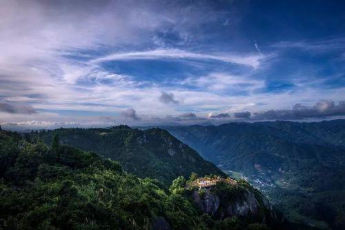 福州鼓岭上升为国家级旅游度假区