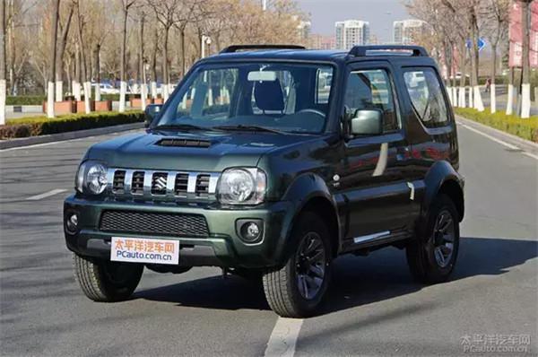 明年国产,铃木全新小SUV或成新吉姆尼高清图片