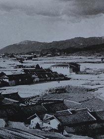 龙岩县后田村