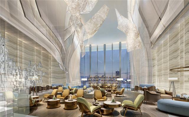 泉商希尔顿 福建省第一家希尔顿主品牌5星级酒店