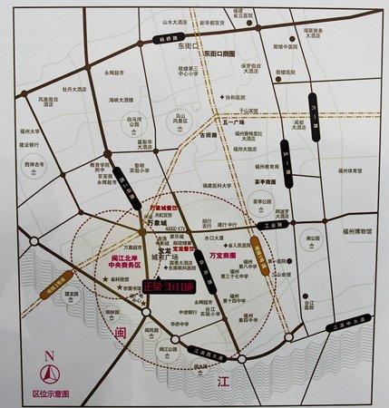 """都市新中心 畅享无忧""""心""""生活"""