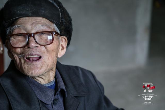 抗战老兵之林元香:县城打得只剩城门 回乡见母下跪