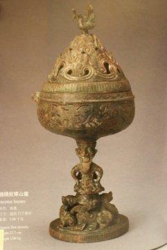 海上五月花:青铜文化  滋润心灵