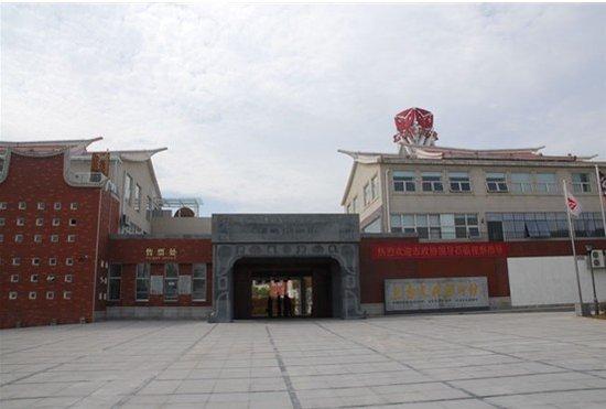 对话上古文化艺术馆馆长陈加林