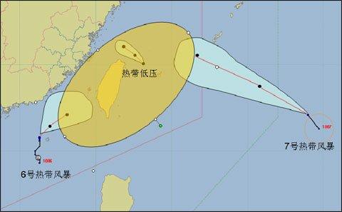 多重因素影响共存 福建本周将迎明显降雨