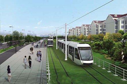 现代有轨电车专线将落户南平 运量为BRT三倍