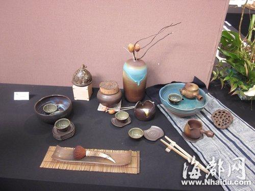 第五届海峡两岸茶业博览会开幕 首日签约55亿元