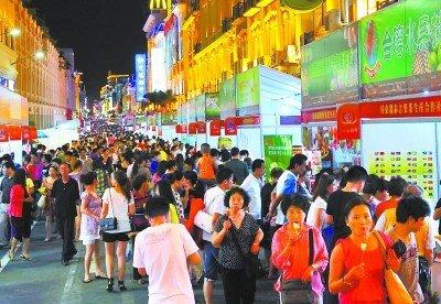 台湾特色庙会在厦开幕 200多种美味小吃吃过瘾