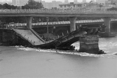 凡亚比袭泉 泉州799年宋代顺济桥再次倒塌