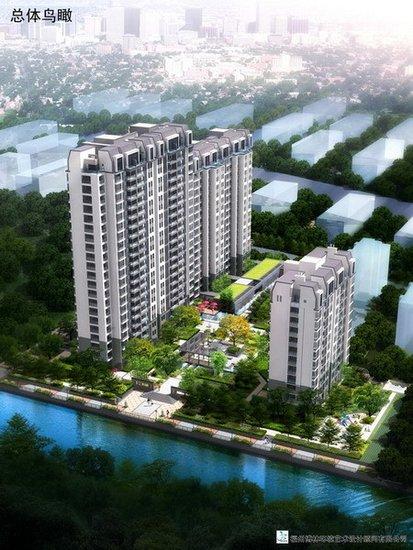 首付10万购两房 筑家尚水东郡主推53-244平米