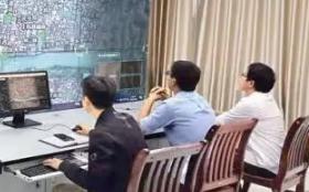 福建首家安全智慧园区监控危险源