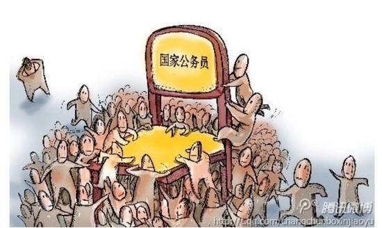 """当""""天才枪手""""遇到中国国考会发生什么?"""