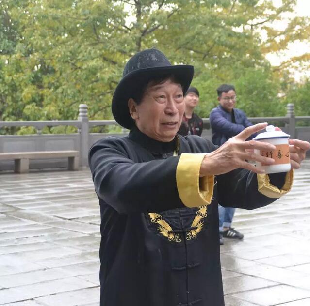 百余名洋弟子来泉州少林寺认祖归宗 展示武艺