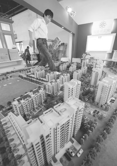 多城市居住用地供应量激增 资金考验开发商