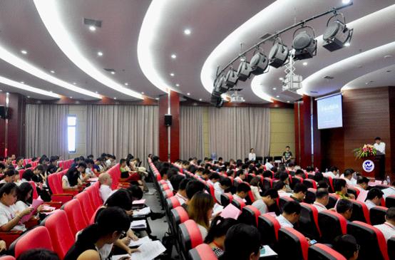 """第八届""""高校管理者论坛""""在福州外语外贸学院隆重举行"""