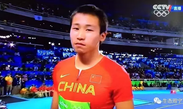 宁德运动员汤星强获亚洲田径锦标赛接力赛冠军