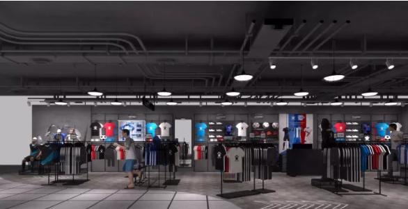 福州土壕购物中心来了!63个首进品牌云集