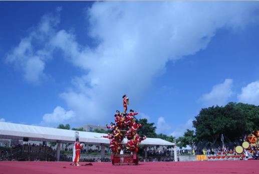 海峡两岸关帝文化旅游节开幕 两岸信众共祭关帝