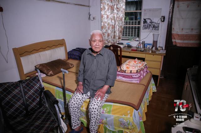 抗战老兵之林竞远:多次违抗军令的20岁毛头小子