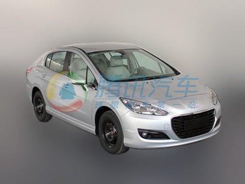 新款标致308换装发动机 明年上市高清图片