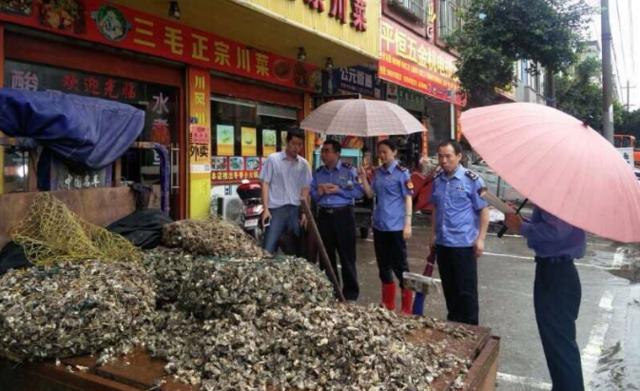 平潭海域未发现赤潮 已销毁牡蛎1215公斤