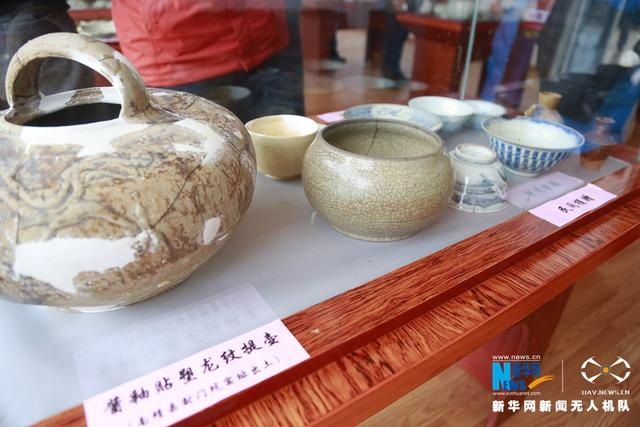 """航拍漳州东溪窑 领略陶瓷文化风采见证""""海丝"""""""
