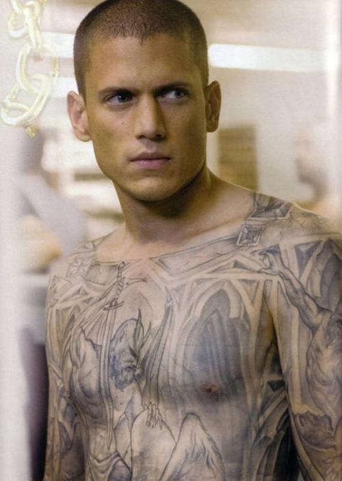 美国的纹身源于大兵们图片