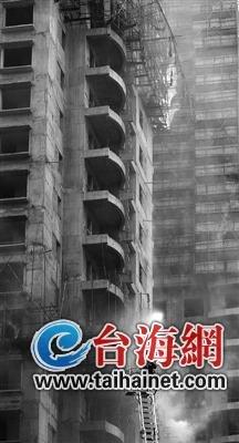 厦门高楼消防存隐患 生活在高处我们很担心