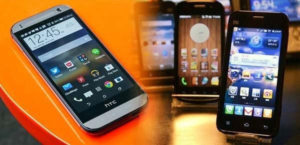 手机厂商春天渐远:联想HTC裁员 苹果三星不妙
