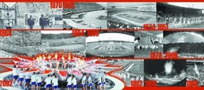 亚运记忆:历年亚运会开幕式看点