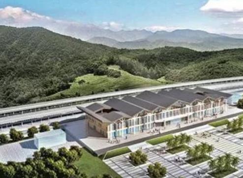 兴泉铁路项目顺利推进
