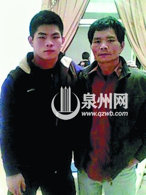 """奥运冠军林清峰是""""咱厝人""""7岁能食指撑地走路"""
