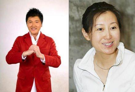 网曝42岁潘蔚高龄产女 孙楠三为人父