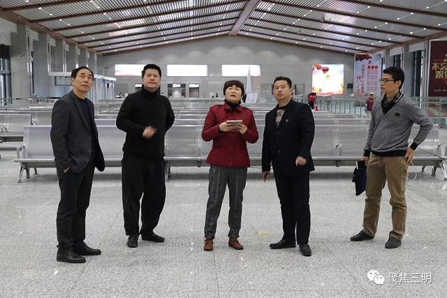 南龙铁路三明站静待通车!站房最新照片先睹为快图2