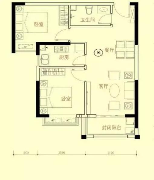 第四批公租房下月选房